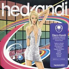 Hed Kandi Disco (SEALED 2CD) Booty Luv Groove Armada Kid Creme Degrees Of Motion