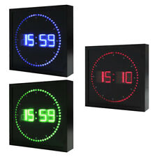 Diastar Big LED Square Military Clock