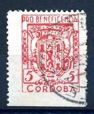 SPAIN - CORDOBA - SPAGNA - 1937/1940. Pro beneficenza. Edizioni locali. S2082