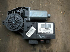 PEUGEOT 307cc N/S PASSENGER LEFT WINDOW MOTOR WITH POWER FOLD MIRRORS B3