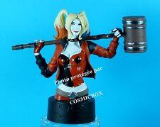 Buste résine HARLEY QUINN figurine Batman DC Comics femme Joker film resin bust