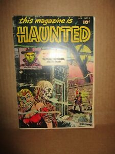 This Magazine Is Haunted 4 Zombie Paws Busty Blonde Baily Moldoff Powell Fawcett