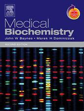 Medical Biochemistry by Professor Marek H. Dominiczak, John Baynes (Paperback, …