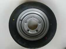 185/60 R12C 5 STUD 6.5 PCD TRAILER WHEEL AND TYRE X 1 IFOR WILLIAMS/BRIAN JAMES