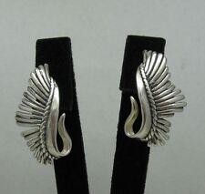 Sterling Silver Earrings Genuine Hallmarked Solid 925 New Handmade Empress