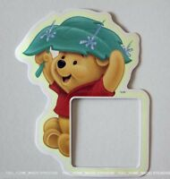 Glow in the Dark Winnie The Pooh Light Switch Sticker