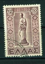 Greece famous father of Western medicine Hippocrates stamp 1926