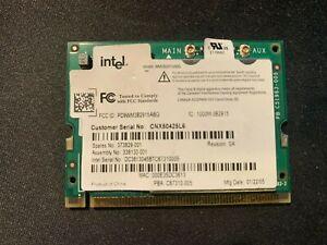 Intel WM3B2915ABG Mini PCI Wifi Wireless Card