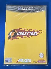 nintendo gamecube crazy Taxi New & Sealed Please Read