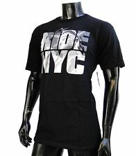 Alpinestars Racin Ride NYC New York Black Sport Atletic Mens T shirt size Large