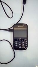 Blackberry  Curve  inc mains and usb charger and New Battery