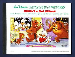 GUYANA - 3334 - VF MNH Booklet - DISNEY - Christmas on Bear Mountain - 1998