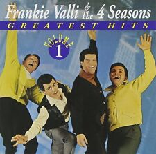 FRANKIE VALLI & THE FOUR SEASONS : GREATEST HITS Volume 1  (CD) Sealed