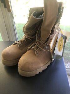 Combat Boots Belleville Gortex Vibram Mens 10 R