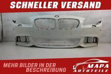 BMW 5er F10 F11 M-PAKET Facelift LCI Bj. ab 2013 Stoßstange Vorne Orig. SRA PDC