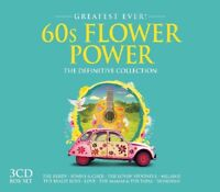60S FLOWER POP-GREATEST EVER (The Beach Boys, Turtles, Small Faces) 3 CD NEW!