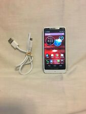 Motorola Droid Razr M 8 GB Verizon Smartphone White
