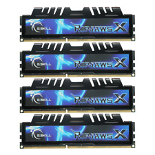 G.Skill Ripjaws X KIT 8GB 16GB 32GB 1600Mhz 1866Mhz DDR3 240Pin Desktop Memory
