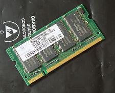 Nanya RAM DDR 256mb 266mhz pc2100 nt256d64sh8agm-75b