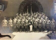 1930 Photo New York State Champions Bronx Lodge Niagara Falls Bpo Elks Team