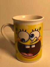 Spong Bob SpongBob Square Pants Face Coffe Mug Cup