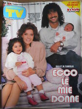 TV Sorrisi e Canzoni n°50 1987 Ruud Gullit 9 Settimane 1/2 Biancaneve Sette[D41]