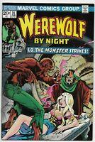WEREWOLF BY NIGHT #14 MARVEL COMICS PLOOG ART SPECIAL NM