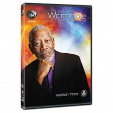 Through the Wormhole With Morgan Freeman: Season Thr DVD Region 1