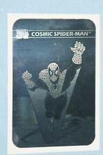 Cosmic Spider-Man 1990 Impel Marvel Universe Hologram #Mh-1