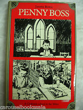 Penny Boss: Memoirs of Clydeside School in 1950's Janetta Bowie hcdj 1976A93