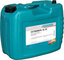 ADDINOL Getriebeöl GL90 20 Liter (3,49€/L) mineralisch Oldtimeröl GL-3 SAE90 20L