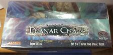 MTG Magic the Gathering Planar Chaos Theme Decks Box ENGLISH Factory SEALED