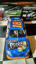 2010 Kyle Busch Autographed #18 M & M's Pretzel 1/24
