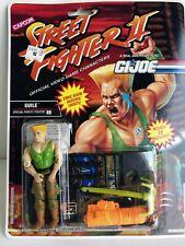 GI JOE STREET FIGHTER II GUILE 1993 Capcom AF-3