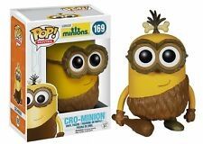 FUNKO POP! MOVIES: MINIONS - CRO-MINION 169 5106 Vinyl Doll Figure IN STOCK
