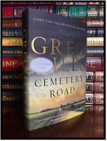 Cemetery Road ✍SIGNED✍ by GREG ILES New Hardback 1st Edition First Printing