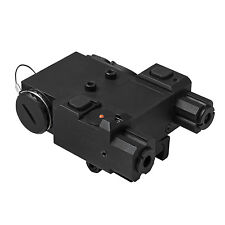 NcStar Green & IR (Infrared) Laser Designator Box w/QR Mount & Pressure Switch