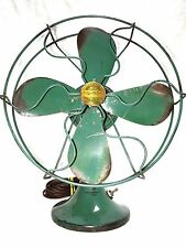Vintage Oscillating Fan