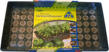 Jiffy Greenhouse with 72 Peat Pellets