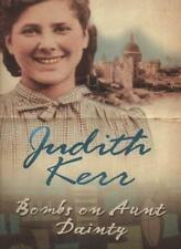 Bombs on Aunt Dainty,Judith Kerr