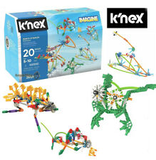 Wow Look!!! K 'nex racimo de Construye Conjunto de Construcción 353 piezas imaginar edad 5-10