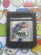 Nintendo Gameboy Color NHL 2000    Video game  advance FREE POSTAGE