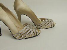 Ralph Lauren Balina Open Toe/Sandals/Shoes/Heels Size. 7.5 B