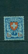 Schweizer Bundespost-Briefmarken (bis 1944) als Einzelmarke
