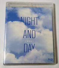 Night And Day ( Blu-ray ) Hong Sang Soo / Region ALL / English subtitle