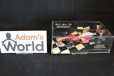 Minichamps Williams Supertec FW21 1999 1:43 #5 Alex Zanardi (ITA) (RG)