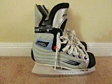 Size 1 D Bauer Vapor V Youth Hockey Skates-VERY Good