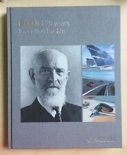 Bosch 125 Years Invented for Life History Book of German Automotive Electronics