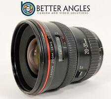 Canon EF 20-35mm f2.8 L Lens-Risk Free Guaranteed!