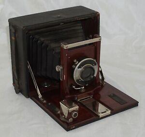 Conley 3 1/4 x 4 1/4 Folding Camera